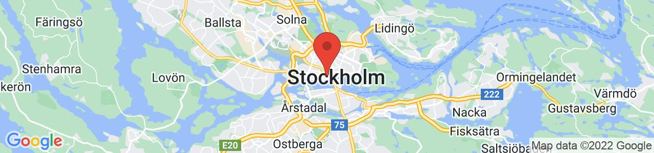 Event location of Nordic Domain Days